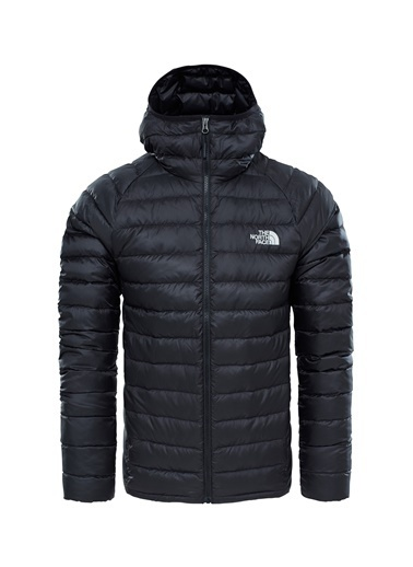 The North Face The North Face NF0A39N4KX71 M Trevail Hoodie Mont Siyah